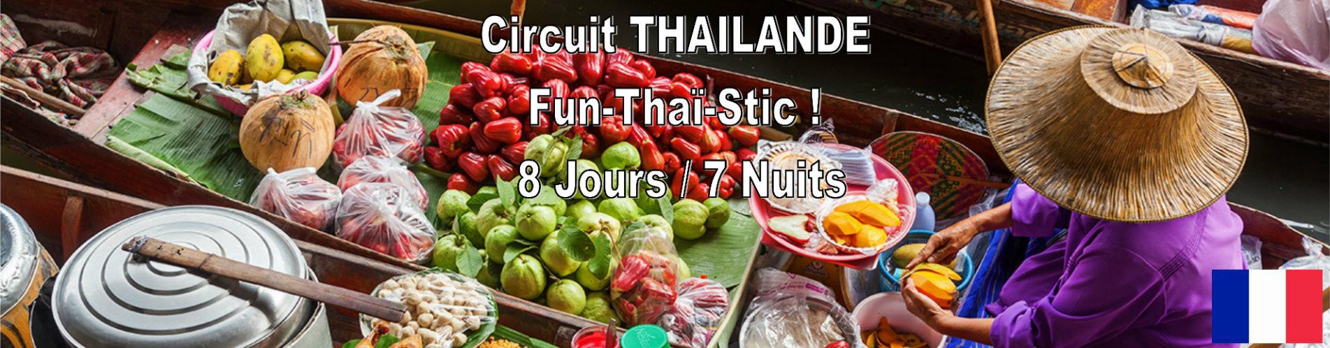Tour Thailande