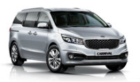 family collection auto Kia Carnival