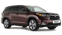 Suv Large 7 auto Toyota Kluger