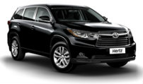 Suv Large auto Toyota Kluger