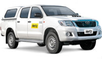 4WD Double Cab manu Toyota Hilux